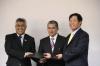 Signing Ceremony Between AITI and IDA International on Brunei Darussalam .bn Domain Name Management Framework